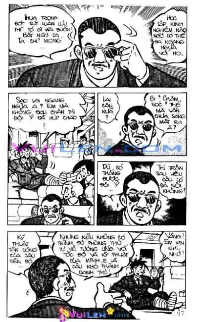 Jindodinho - Đường Dẫn Đến Khung Thành III  Tập 37 page 97 Congtruyen24h