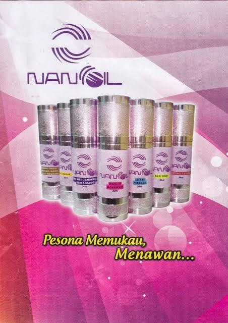 Dapatkan Nano Oil
