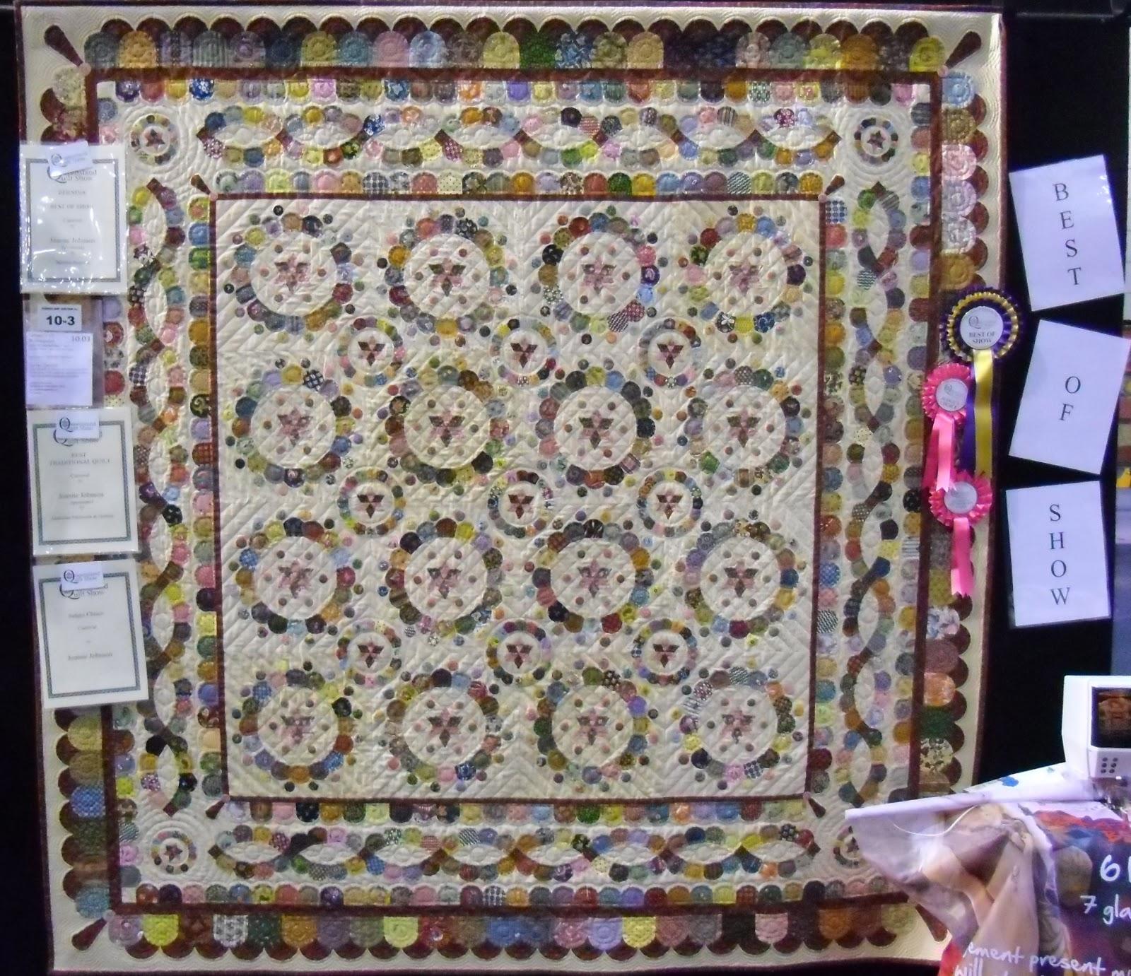 Karen Styles: More Quilts from Brisbane... : quilting brisbane - Adamdwight.com