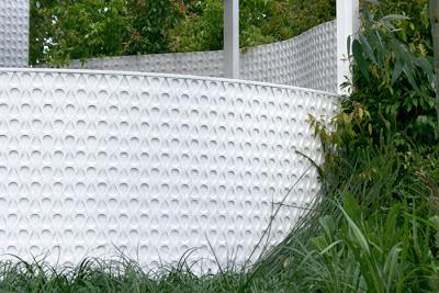 3D Outdoor Panel