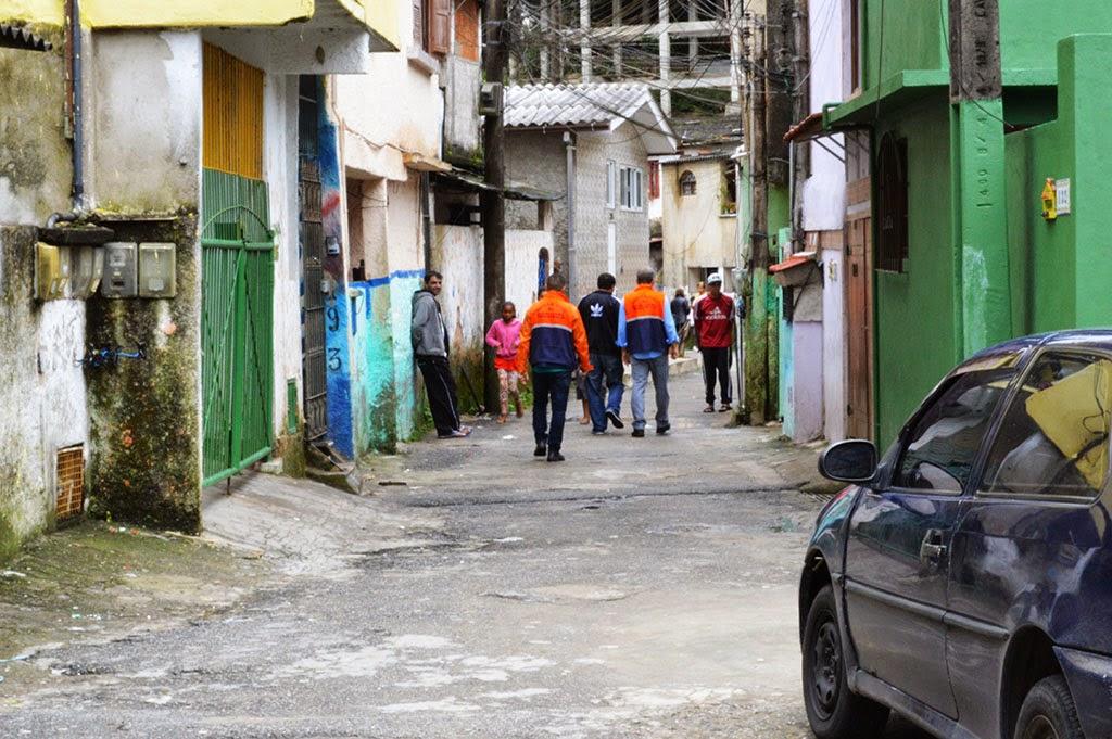 Dia Estadual de Redução de Riscos de Desastres - Simulado em Teresópolis