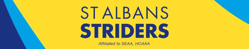 St Albans Striders Blog