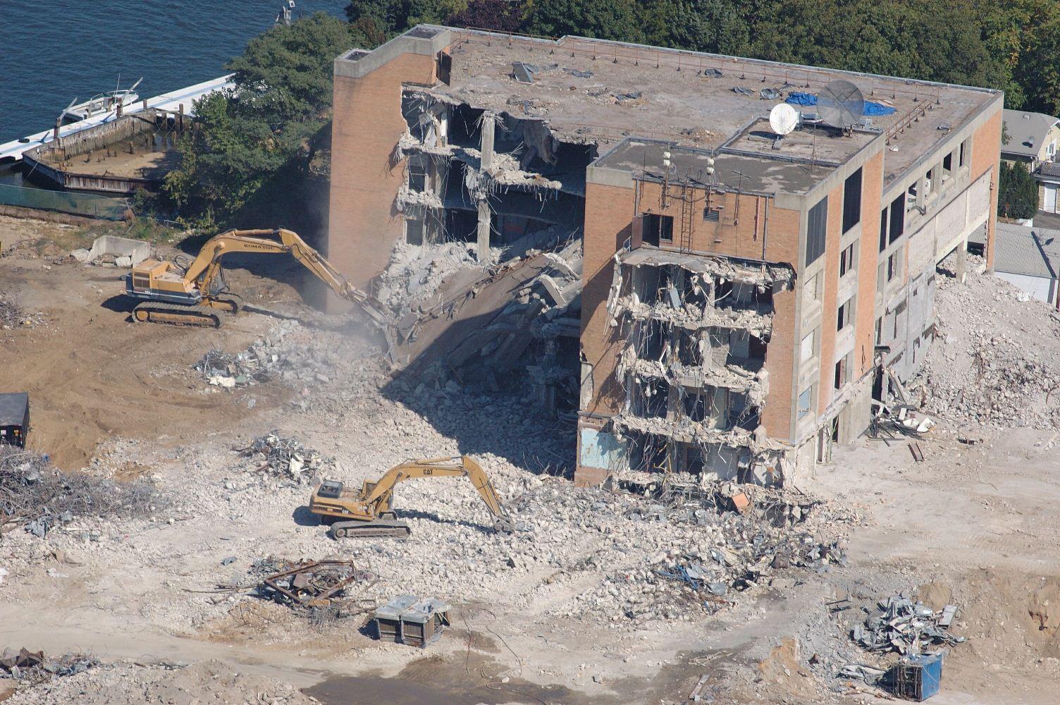 Universal Wrecking Corp. - Demolition News Blog: Building ...