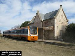 Nuevo Ente Intermunicipal para transporte ferroviario de pasajeros.