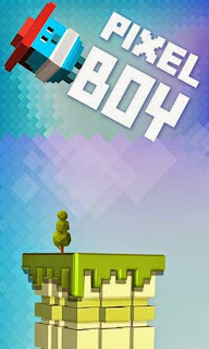 Screenshots of the Pixel boy for Android tablet, phone.