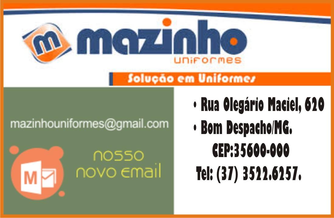 MAZINHO UNIFORMES