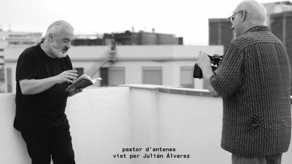 VÍDEO Pastor d'antenes vist per Julián Álvarez
