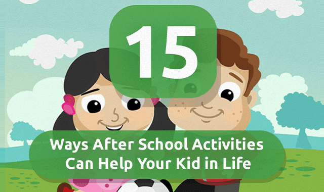 Image: 15 Ways After School Can Help Kids In Life