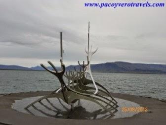 visita a solfarid y a la opera harpa de reykjavik