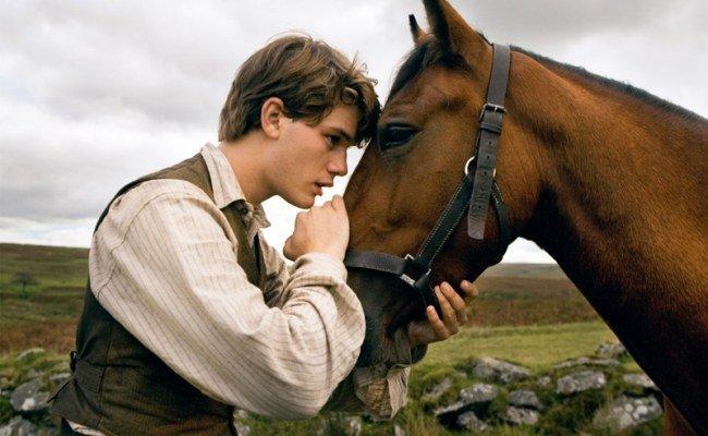 Caballo de batalla (War Horse), de Steven Spielberg