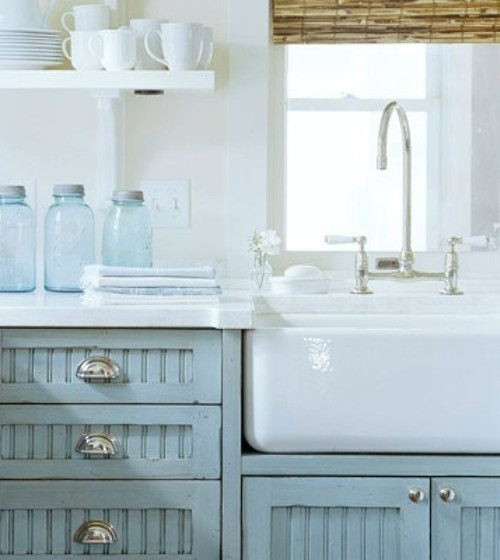 Sink Styles For Country Kitchen : ... modern interiors: Country Kitchen Design Ideas :: KItchen Sinks