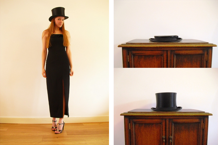 Vintage Top Hat Laura Dols Fashion Blog Personal Style Blogger /></a><br /> <br /> <br /> <br /> <span style=