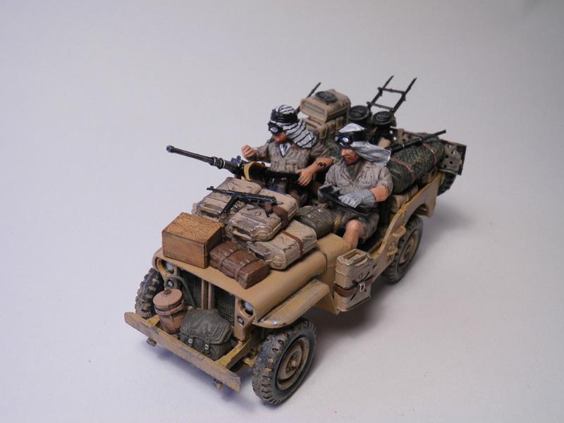 Toy Soldier Chest: TAMIYA BRITISH SPECIAL AIR SERVICE (SAS) JEEP 1/35 ...
