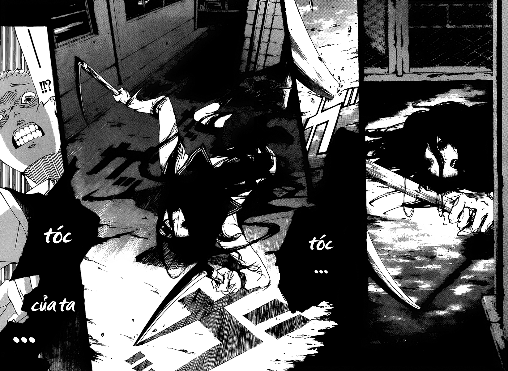 Kiben Gakuha, Yotsuya Senpai no Kaidan chap 11 Trang 12 - Mangak.info