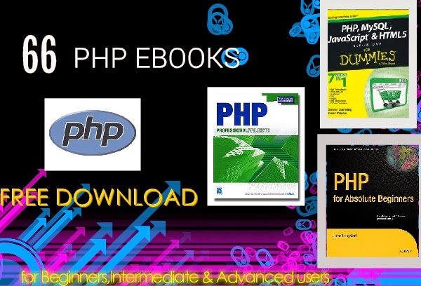top free php scripting ebooks