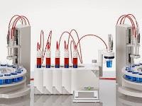 Mettler Toledo Autotitrator (Titrasi Potensiometri Automatik)