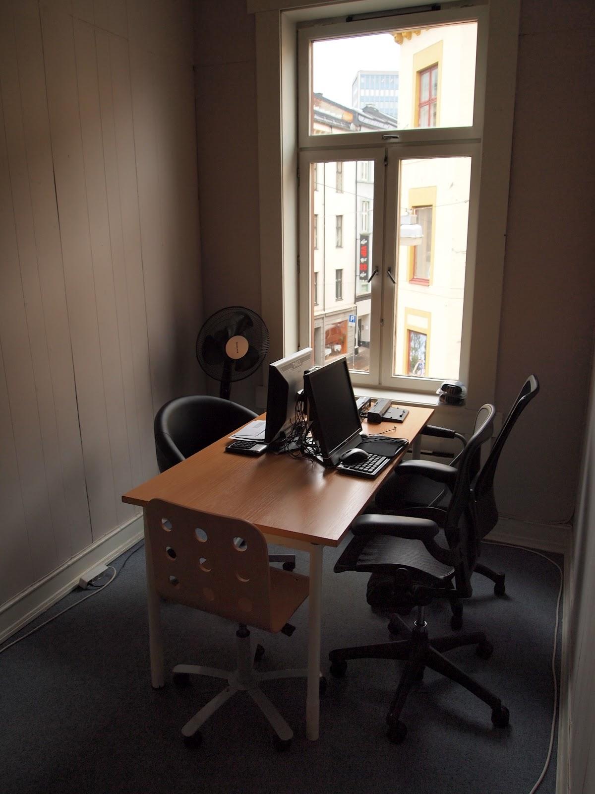 banner design kontorlokaler til leie