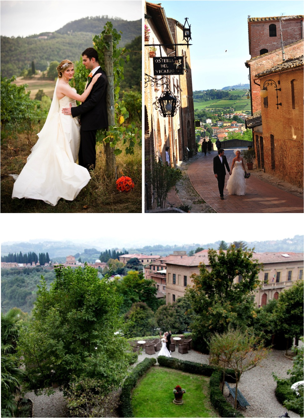 Guest post planning a chic destination wedding in tuscany for How to start planning a destination wedding