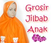 Grosir Jilbab Anak