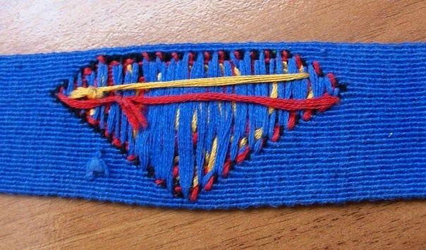 плетение рисунок: