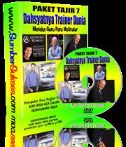 cara cepat mendapatkan kekayaan bersama trainer-trainer dunia