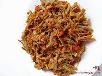 Arepas de carne desmechada-paso-final