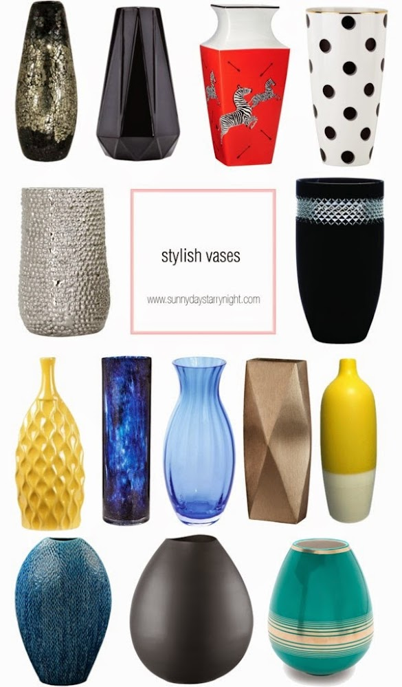vases for the home