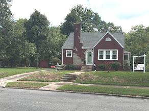 508 W. Henderson Street, Salisbury NC 28144 ~ circa 1942 ~ $153,900