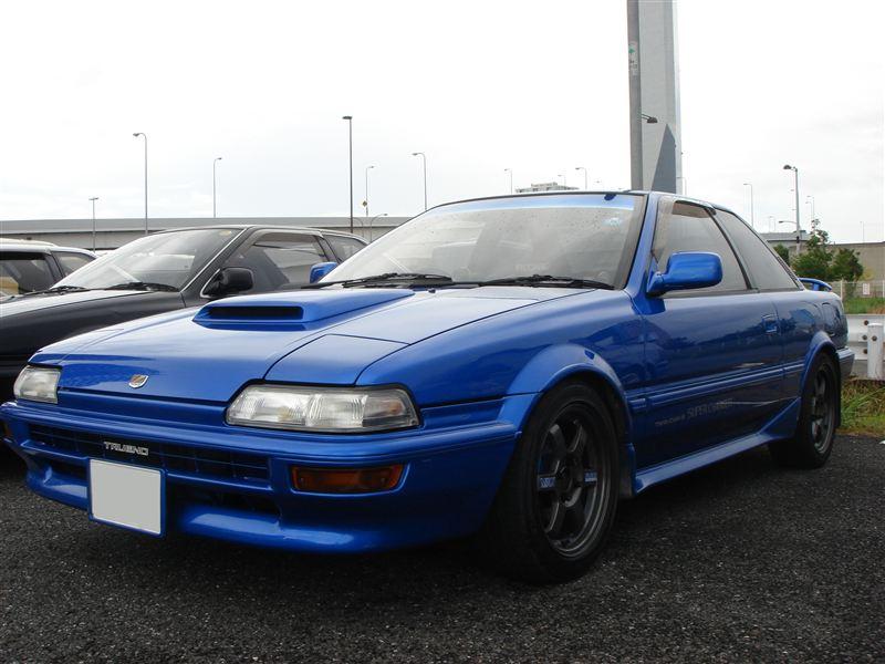 Toyota Sprinter Trueno AE92