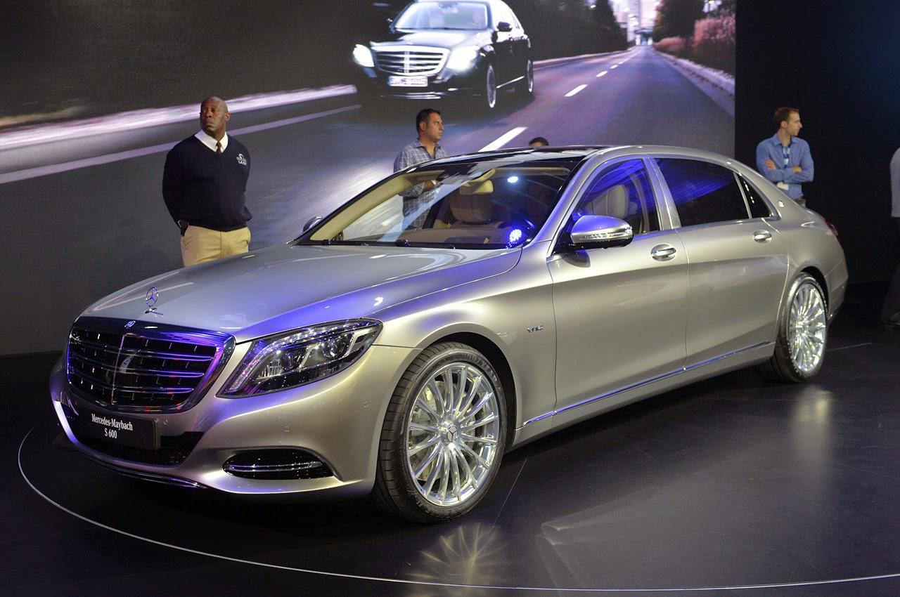 Automotiveblogz mercedes maybach s600 la 2014 photos for Mercedes benz s600 2014