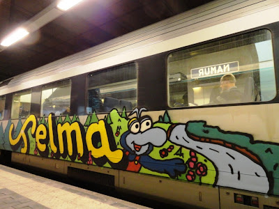 graffiti TELMA