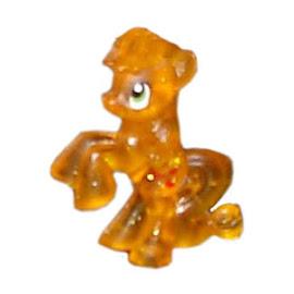 MLP Translucent Figure Applejack Figure by Confitrade