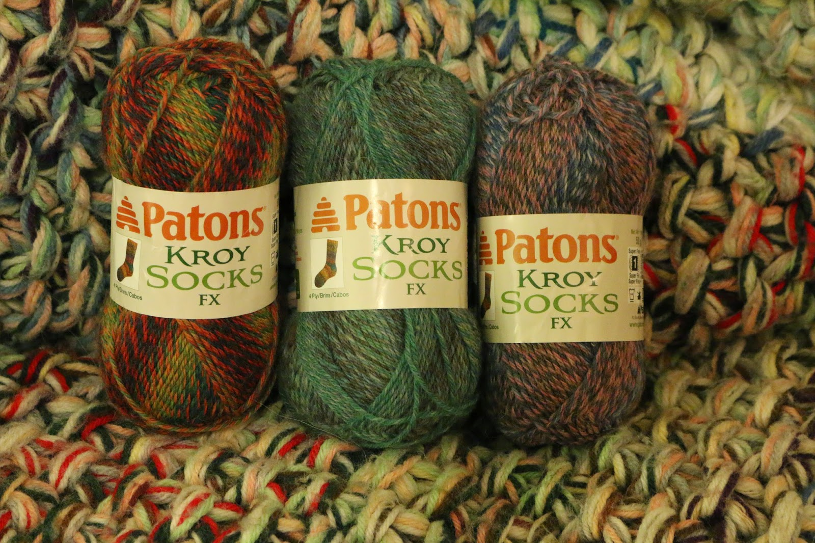ChemKnits: Sock Yarn Market Bag