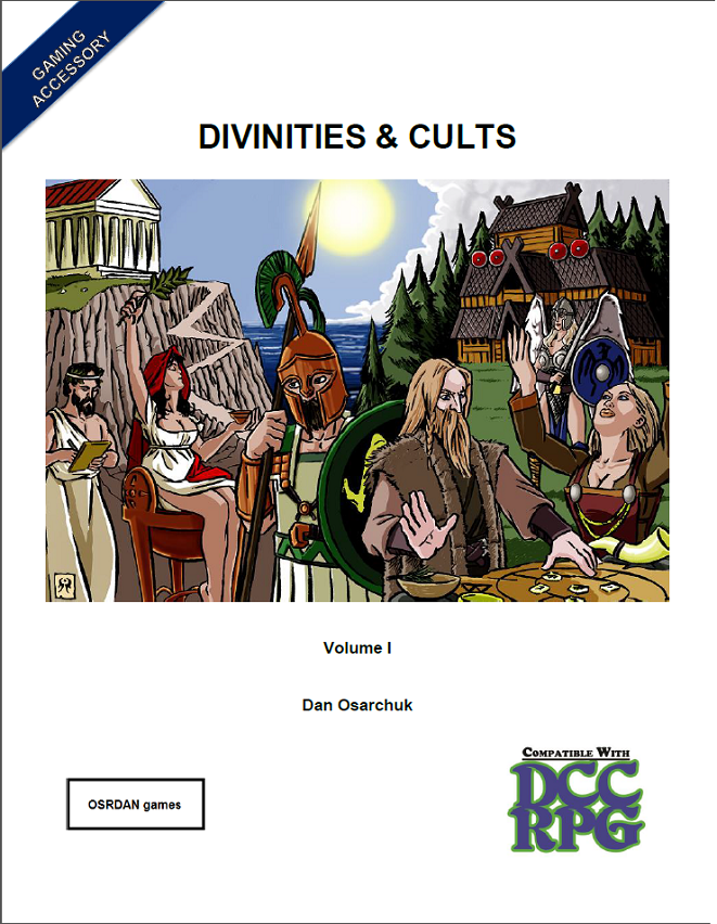 Click for Volume I (DCC RPG version)