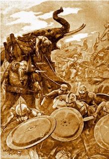 Ashoka War of Kalinga