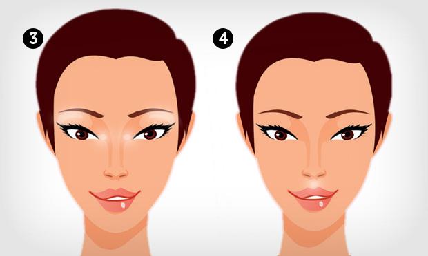 como usar o iluminador na maquiagem