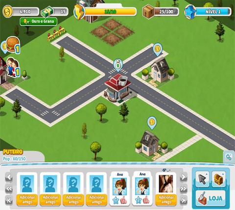 O jogo Mega City Beta