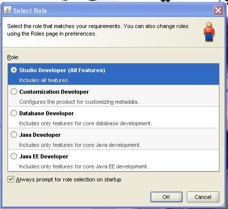 How to install JDeveloper 11g IDE, ADF Run time and Web Logic Server