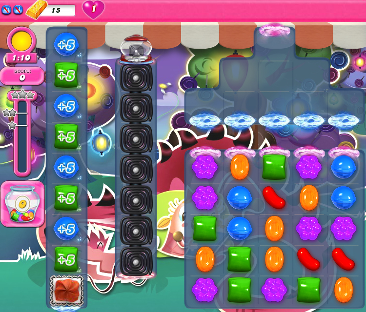 Candy Crush Saga 1512
