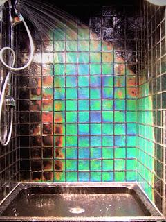 Sıcaklığa Göre Renk Değiştiren Fayans