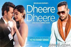 Honey Singh - DHEERE DHEERE SE - Hrithik Roshan & Sonam Kapoor