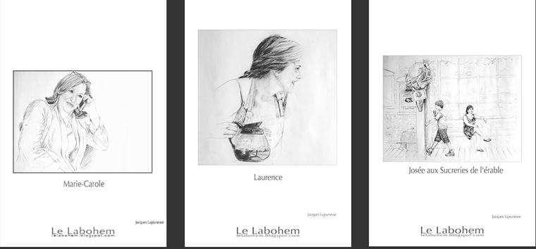 JL Marie-Carole, Laurence, Josée