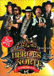 Los heroes del norte Temporada 2