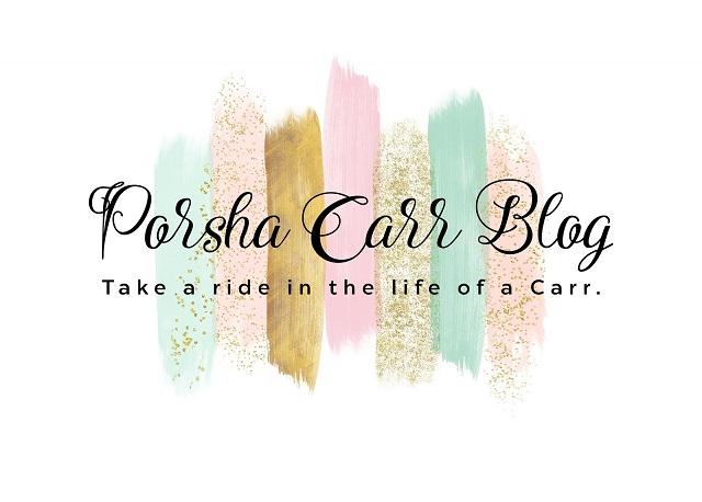 Porsha Carr Blog