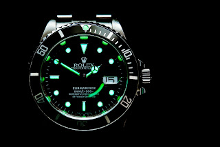 Rolex Submariner Watch HD Wallpaper