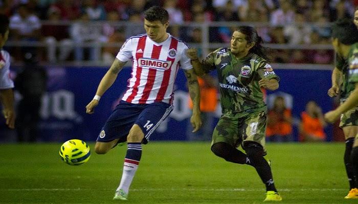 Chivas de Guadalajara vs Irapuato en vivo
