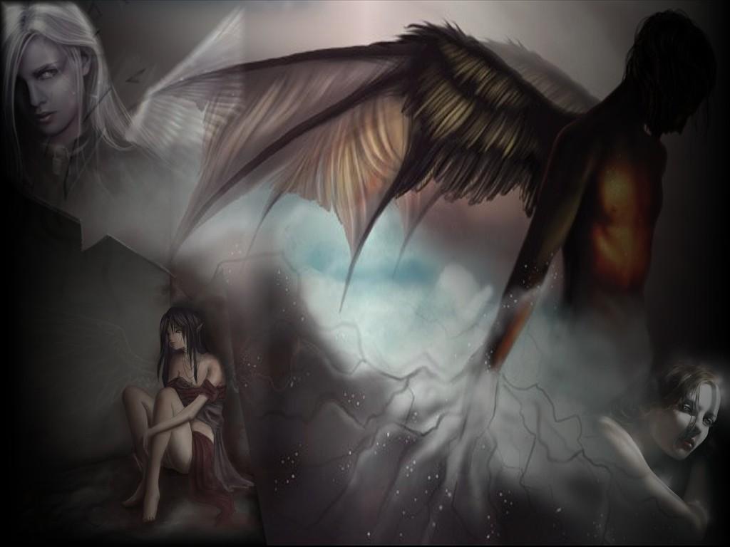 Dark gothic hd wallpapers free hd wallpapers - Dark gothic angel wallpaper ...