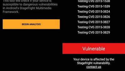 كيف تختبر إذا كان هاتفك بنظام أندرويد مُعرض للإختراق عبر ثغرة Stagefright