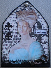 Marie Laveau - por Tammybeck