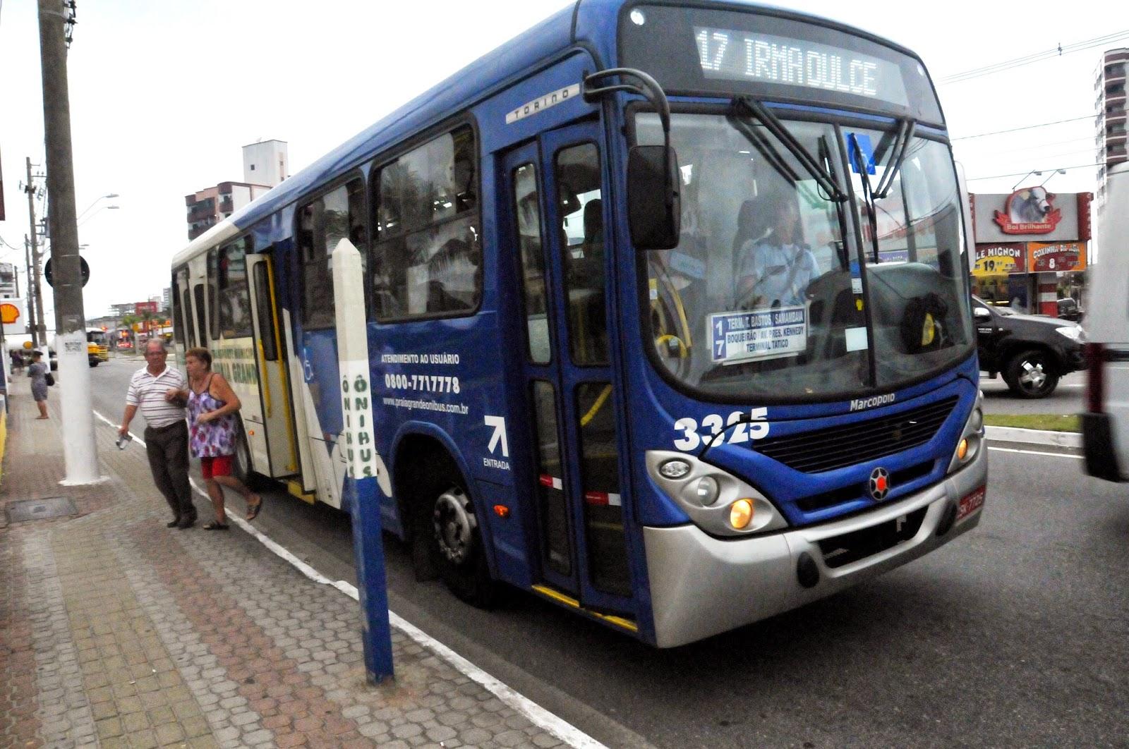 Câmara cria campanha contra abusos de mulheres no transporte coletivo